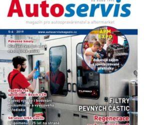 Autoservis magazín 5-6/2019