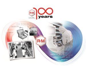 Značka R-M letos oslavuje 100 let