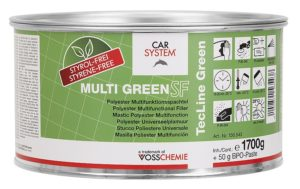 Carsystem Multi Green SF u Interaction