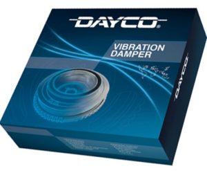 Dayco: tlumič vibrací klikové hřídele