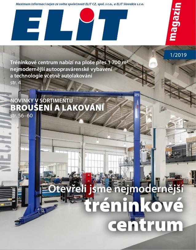 E-magazín Elit 1/2019