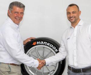 Společnost Hankook Tire rozšiřuje spolupráci s německými automobilovými závody DTM až do roku 2023