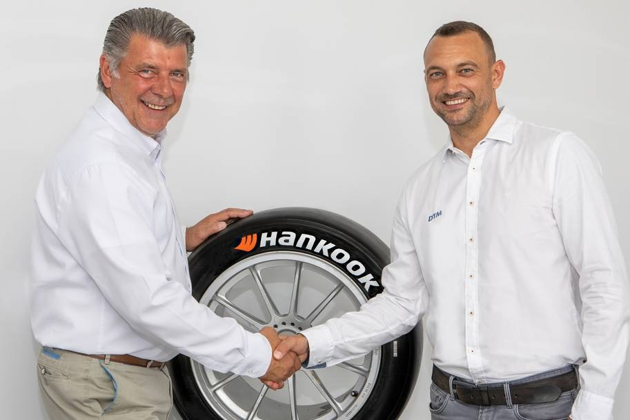 Společnost Hankook Tire rozšiřuje spolupráci se závody DTM