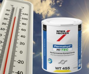 TIP Interaction: Permahyd Hi-TEC Performance Component WT 455 při extrémních podmínkách