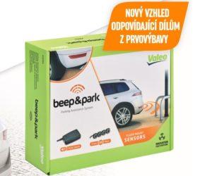 Zapuštěné parkovací senzory od Valea nově ve Stahlgruberu