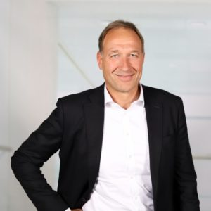 Arnd Franz ve vedení LKQ