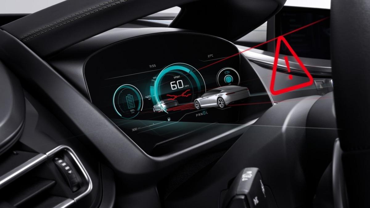 Bosch dláždí cestu pro 3D displeje ve vozidlech