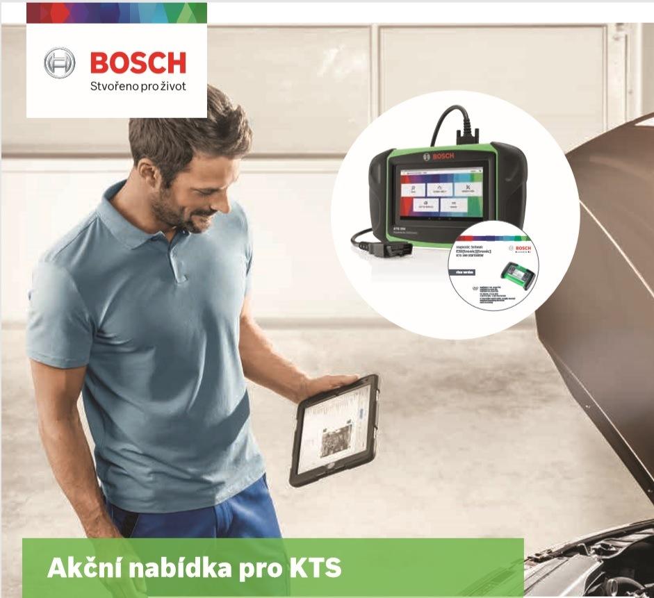 Akční nabídka pro KTS u firmy Bosch