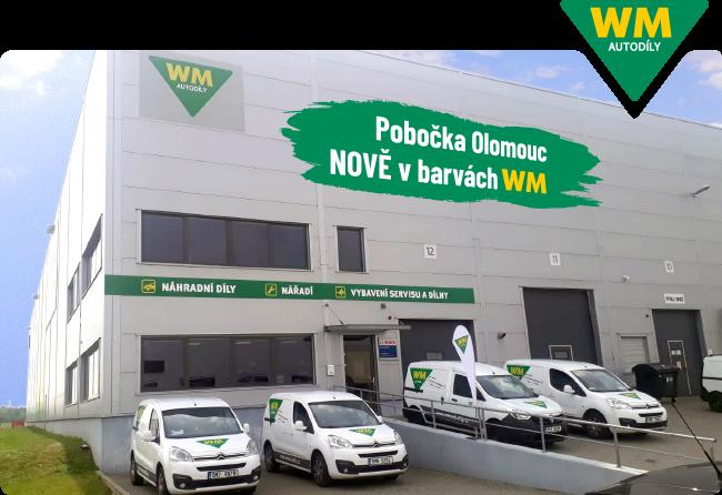 WM Autodíly Olomouc