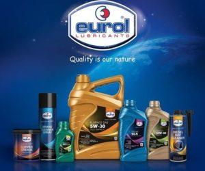 DF Partner nabízí oleje Eurol