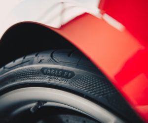 Goodyear obsadil první místo v testu webu Tyre Reviews