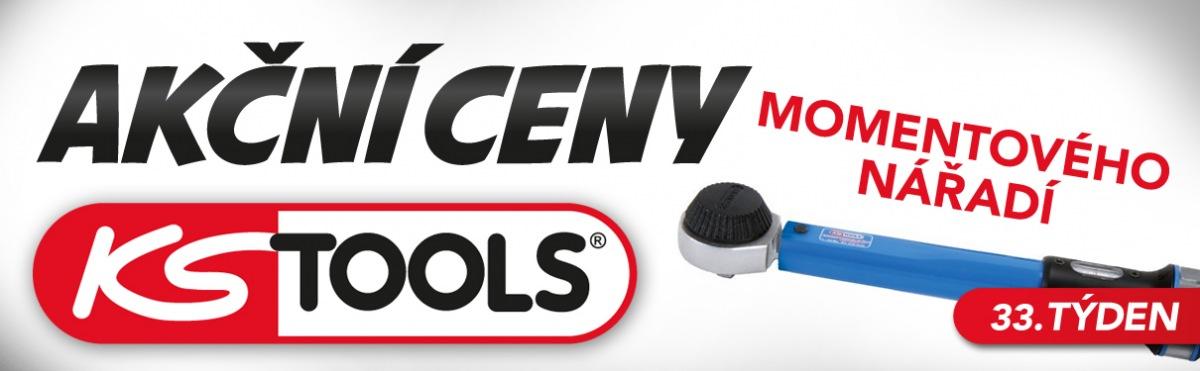 Akční ceny na nářadí KS Tools u J+M autodíly