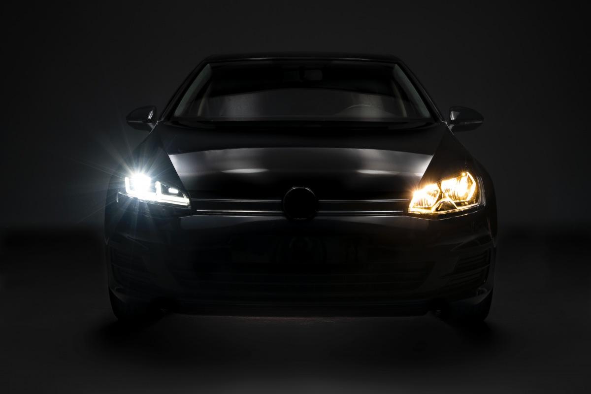 Nové LED světlomety od Osram pro vozy VW Golf VII