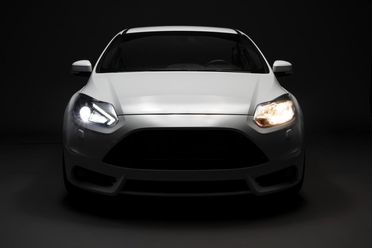 Nové LED světlomety od Osram pro vozy Ford Focus 3