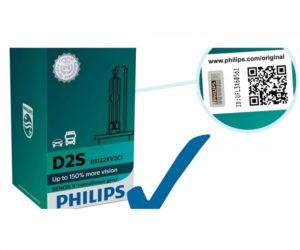 Jak poznat kvalitní xenonové svítidla Philips oproti padělkům