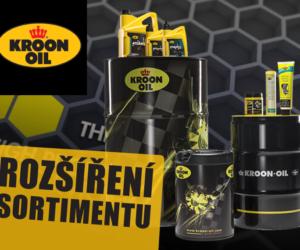 AD Partner rozšířil sortiment o oleje Kroon Oil