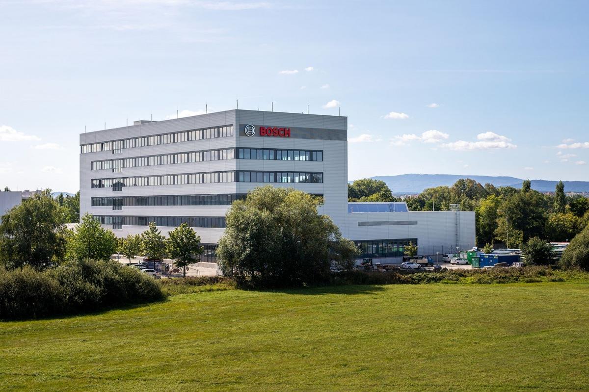 Vývojové a technologické centrum Bosch v Českých Budějovicích