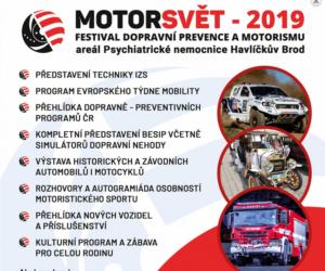 Festival Motorsvět 2019