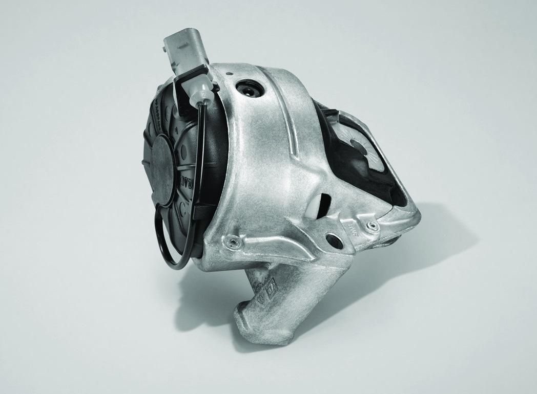 Aktivní držák motoru Lemforder