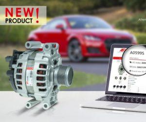 Nový alternátor pro vozy skupiny VW