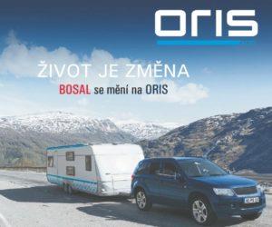 Bosal se mění na ORIS