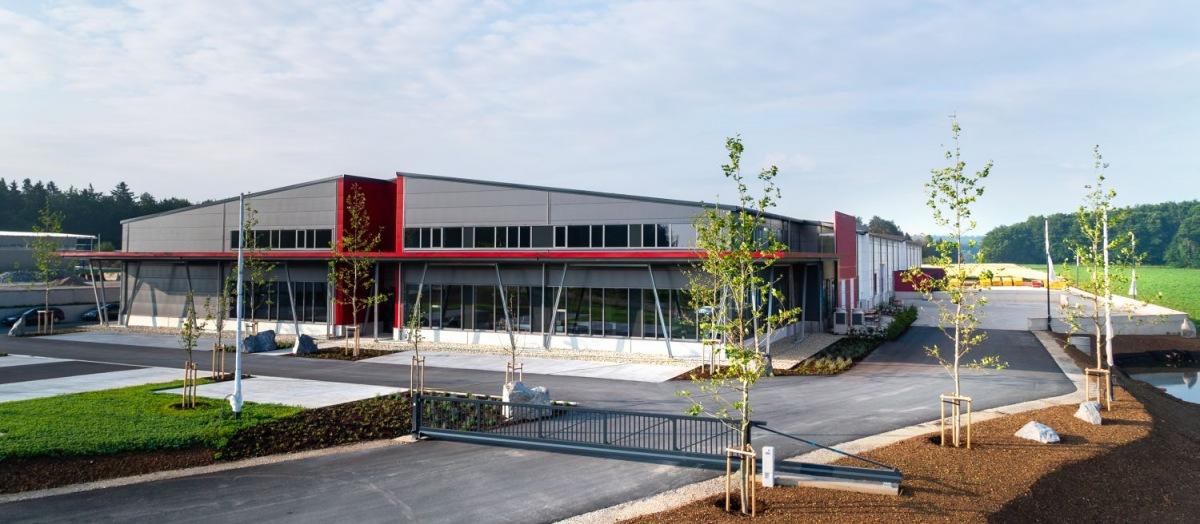 Nové sídlo firmy ATH-Heinl