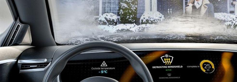 Intelligent Glass Control od firmy Continental