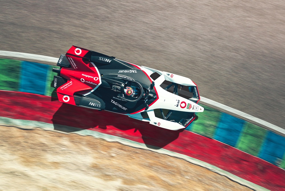 ExxonMobil a Porsche spolupracují ve Formuli E