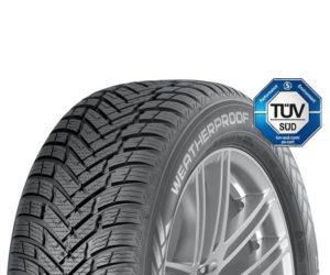 Nové pneumatiky Nokian Powerproof SUV a Nokian Wetproof SUV využívají technologie vítězící v testech