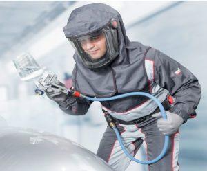 SATA® air vision 5000: Ochrana dýchání je ochranou zdraví