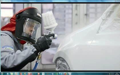 První video Tips4you ukazuje, jak aplikovat Permahyd Hi-TEC 480 Basecoat.