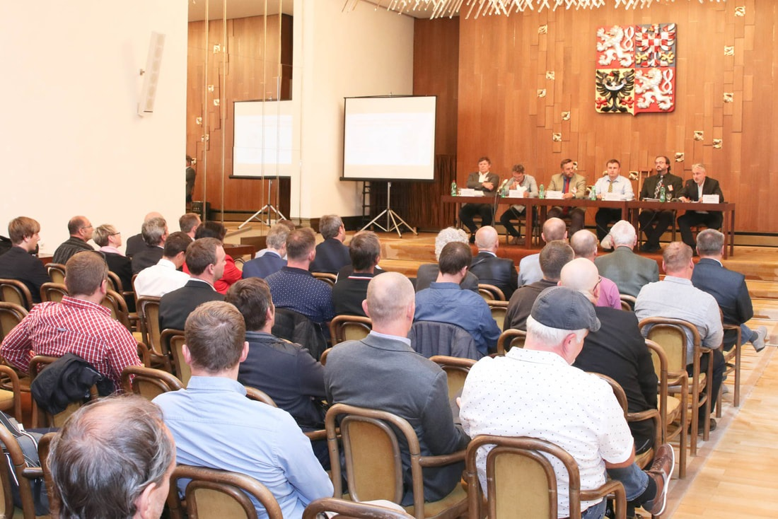 Konference o STK