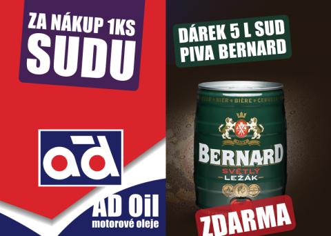 AD Partner: Akční nabídka na oleje ADOil