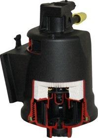 Modul palivového filtru pro GM - platforma D1xx a Epsilon. Vznětové motory o obsahu 1,2-2,0