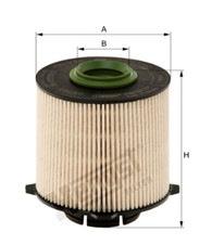 Vložka palivového filtru Hengst E640KPD185