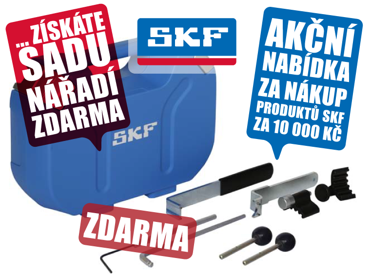 Akční nabídka SKF od AD Partner