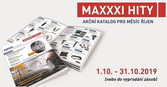APM Automotive: MAXXXI HITY říjen 2019