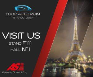 Firma AS-PL se představí na Equip Auto v Paříži