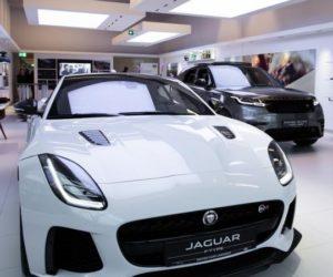 Glasurit oznámil exkluzivní partnerství s Jaguar Land Rover