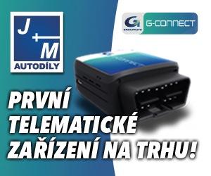 J+M autodíly představují telematické zařízení G-CONNECT a správu servisu i flotil GNM