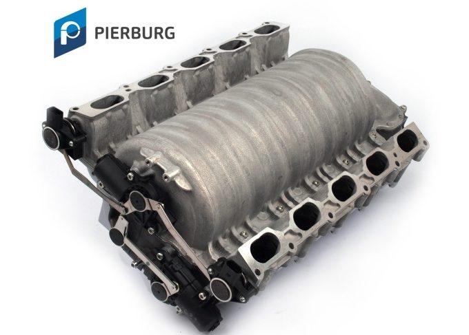 Sací moduly na Audi S6 a S8 značky Pierburg u K MOTORSHOP