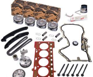Firma K MOTORSHOP připravila sady pístů pro motory 1,4 TSI