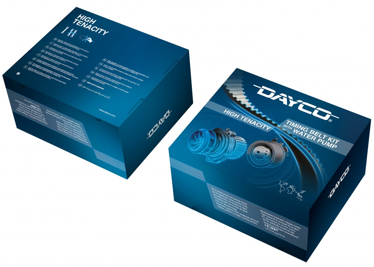 Rozvodová sada Dayco s vodní pumpou