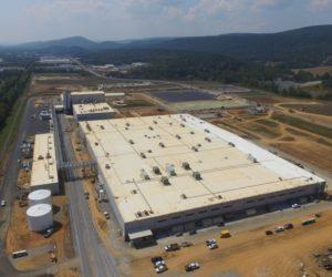 Nokian Tyres slaví otevření své první továrny v USA