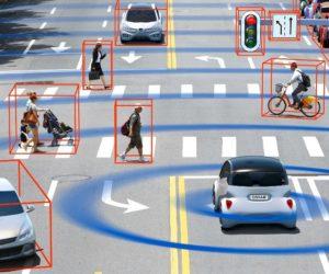 """Nové lasery LiDAR společnosti Osram umožňují autonomním vozidlům """"vidět"""" dále a účinněji"""