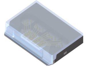 Nové lasery LiDAR společnosti Osram