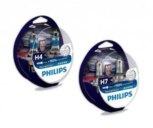 Žárovky Philips RacingVision znovu oceněné řidiči