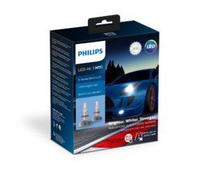 Retrofity Philips X-tremeUltinon LED do potkávacích světel