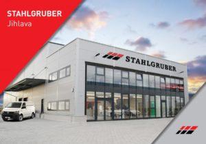 Pobočka Stahlgruber Jihlava