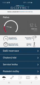 GNM mobilní aplikace